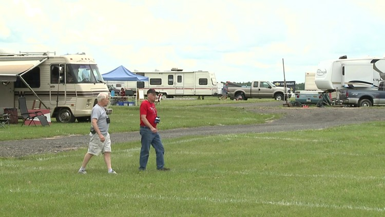 RV and tent spots sold out at Pocono Raceway