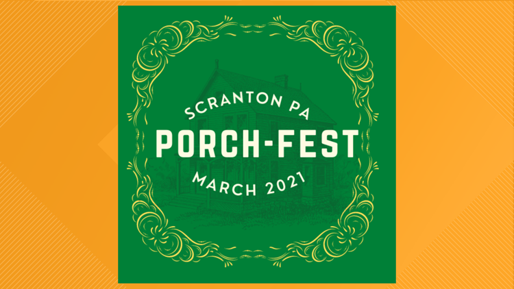 Ain't no party like a Scranton porch party! New event hits Electric City