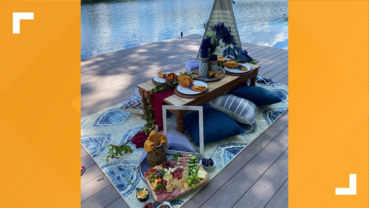 Ketchup & relish more in the moment: New business in the Poconos takes the work out of picnics
