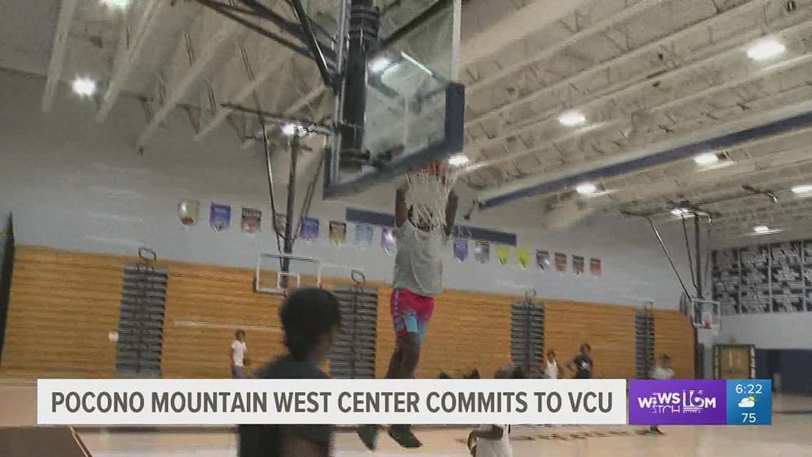 Christian Fermin Commits To VCU And Coach Mike Rhoades