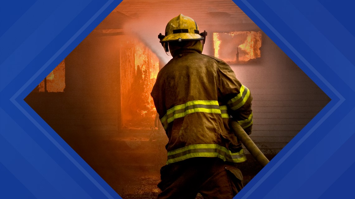 Reports of explosion, fire in Lycoming County