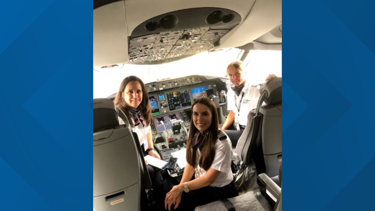 Soaring weekend event at Wyoming Valley Airport hopes to inspire more young women to go into aviation