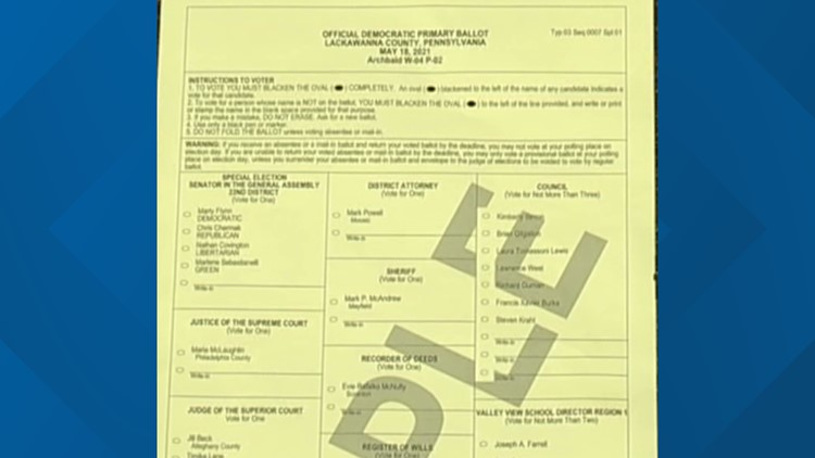 Upcoming ballot questions concerning state emergencies