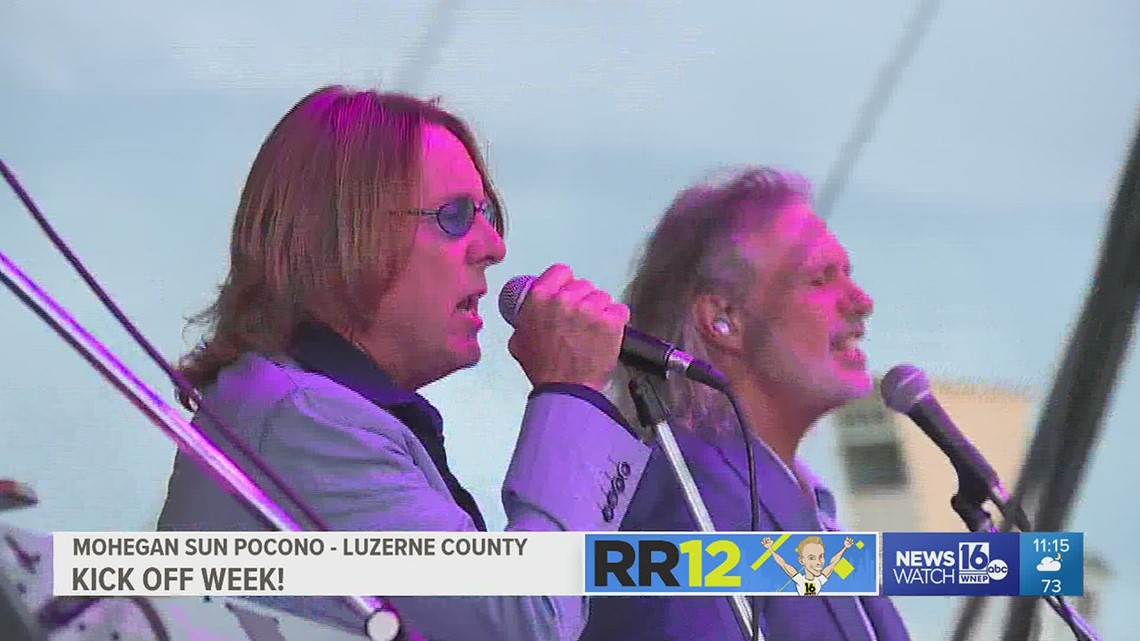 Rockin' for a reason: WNEP's Ryan's Run kicks off year 12 at 'Party on the Patio'