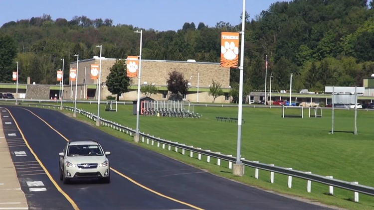 Tunkhannock Area students back in class