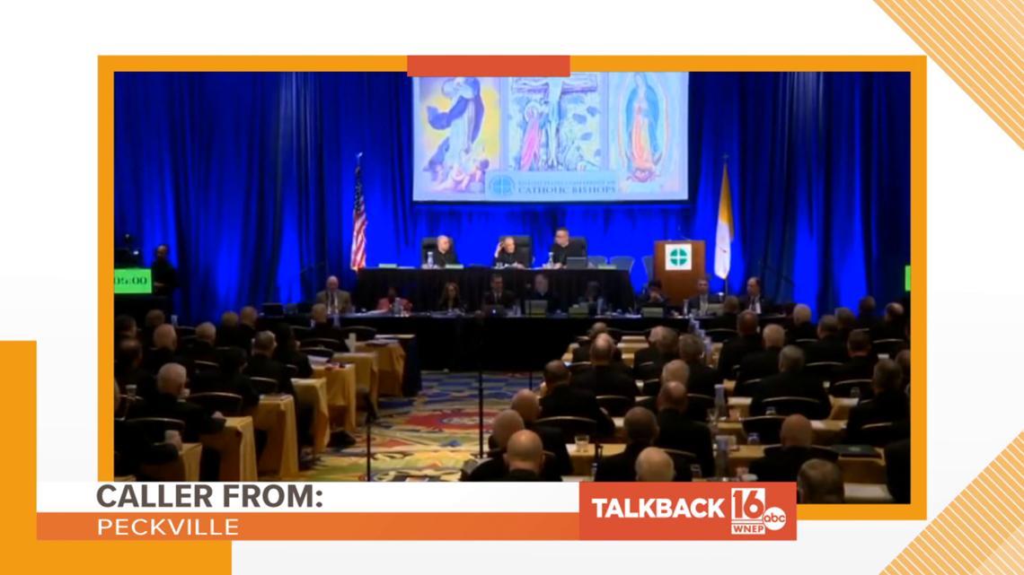 Talkback 16: Catholic dioceses and the Johnson & Johnson vaccine