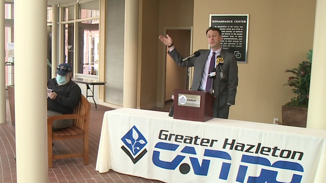 Grant program makes $3.5 million available to struggling hospitality businesses in Luzerne County