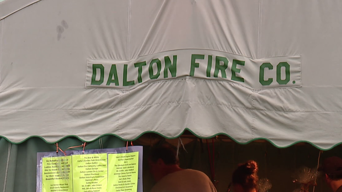 Police investigating theft from fire company
