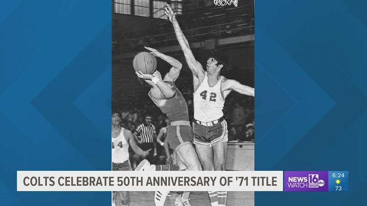Marian Catholic Celebrates 50th Anniversary of Title Team