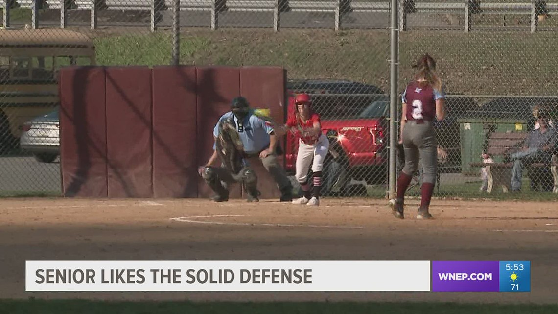 Loyalsock softball off to a quick start with pitching and hitting clicking.