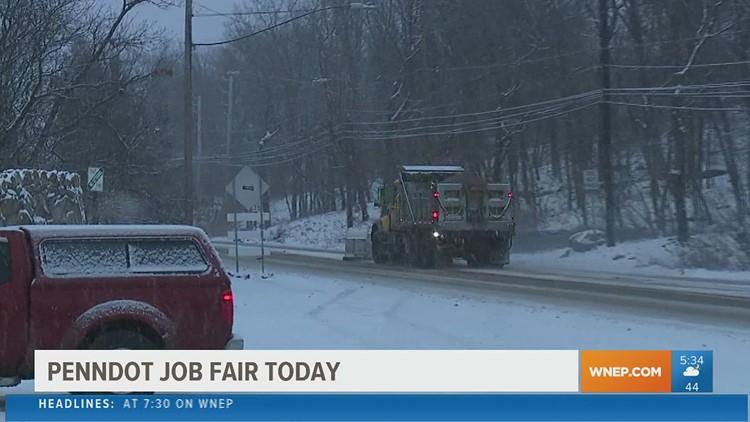 PennDOT to host winter job fair in Lehighton