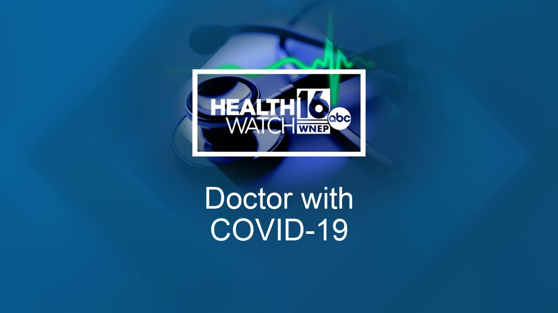 Healthwatch 16: Doctor with COVID-19 shares her story