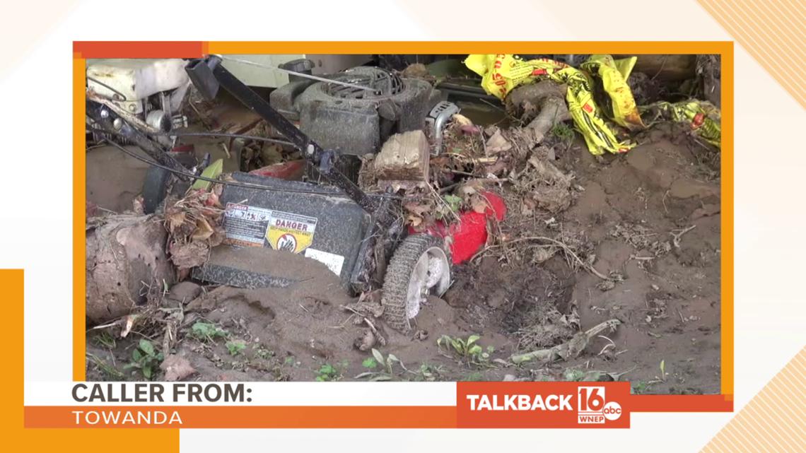 Talkback 16: Preventing floods