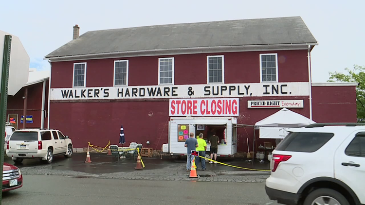 After 50 years, hardware store in Clinton County closing shop