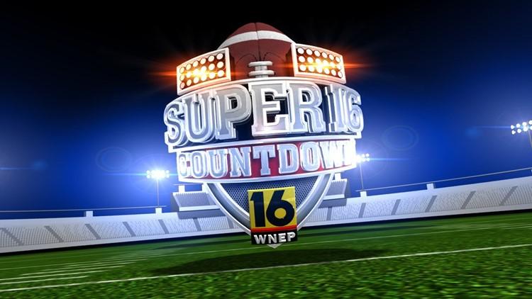 Super 16 Countdown: 2021 high school football rankings.  WEEK FIVE