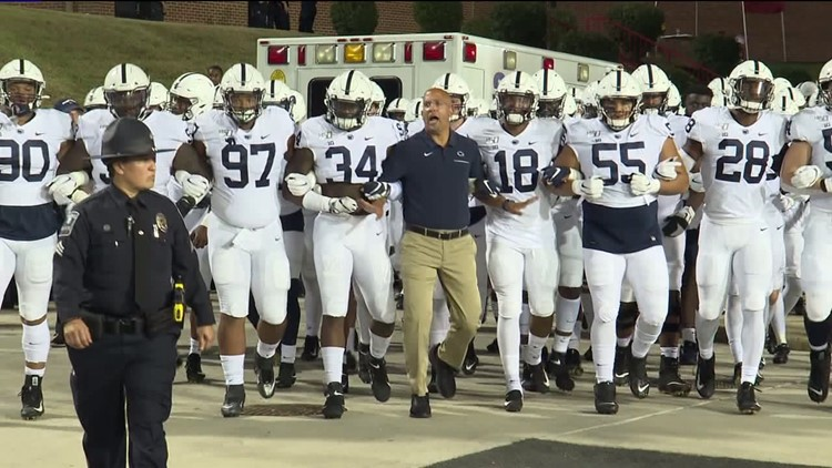 Penn State To Play Memphis in Cotton Bowl