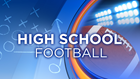 High School Football Schedule Week #9 2019