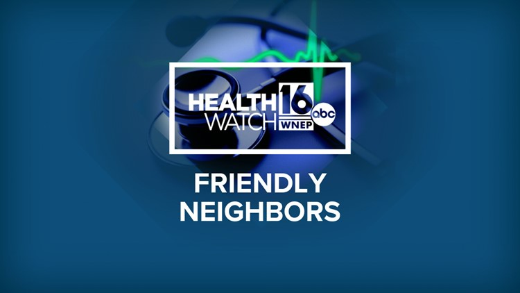 Healthwatch 16: Friendly Neighbors program