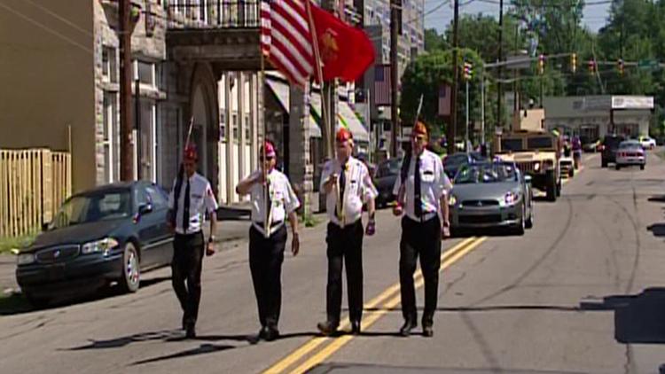 Back Down the Pennsylvania Road: Memorial Day