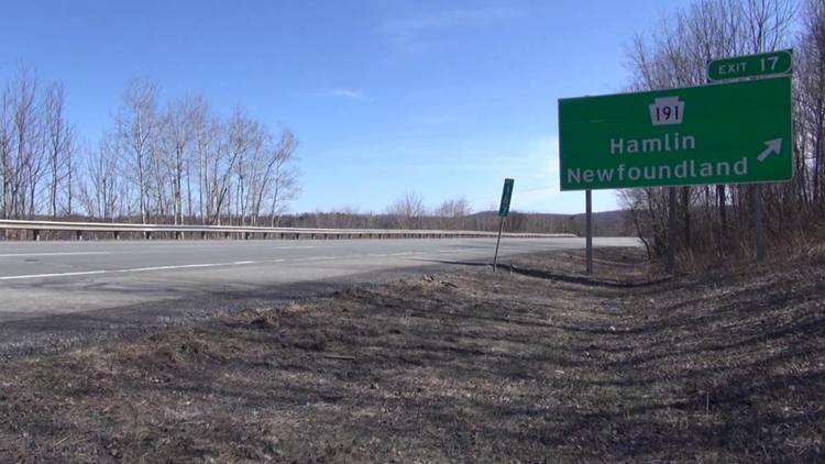 Roadwork starts Monday on I-84