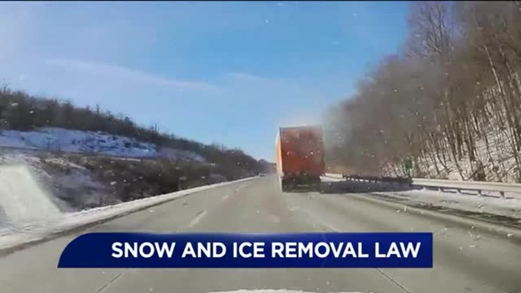Making Winter Travel Safer: Snow and Ice Removal Law Passes State Senate Committee