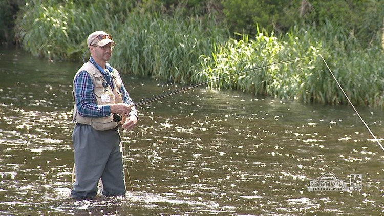 Lehigh River Trout Fishing