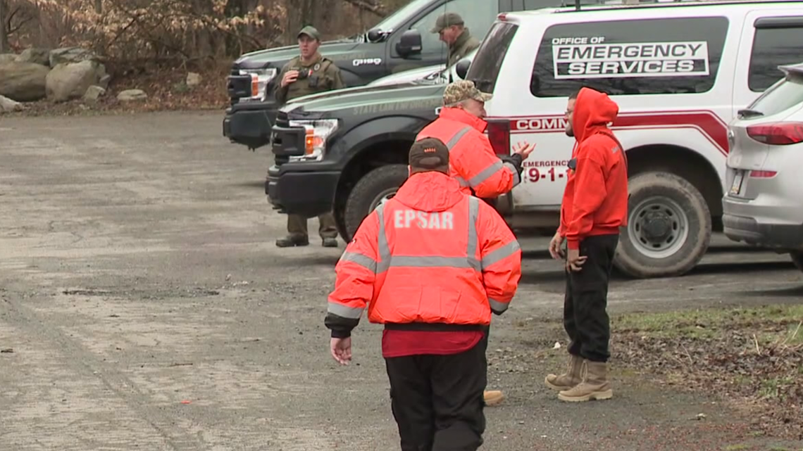 Search for missing Lackawanna County man continues