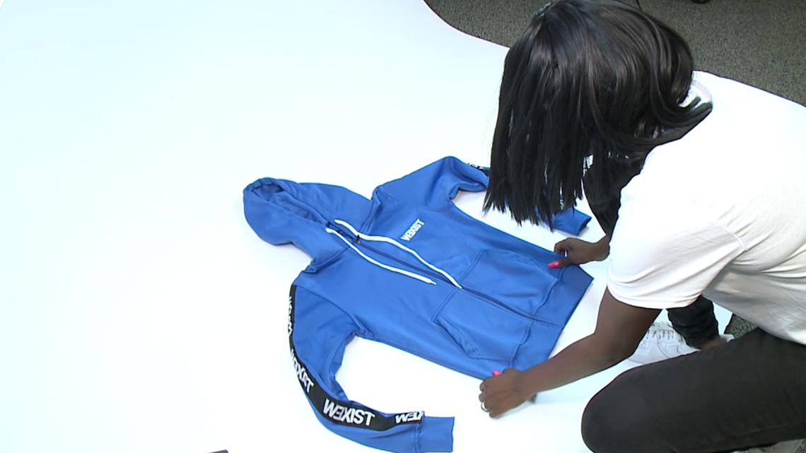 WEXIST INC. works to fill a need in fashion