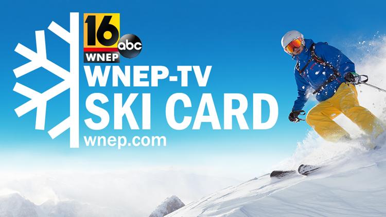 WNEP Ski Card update