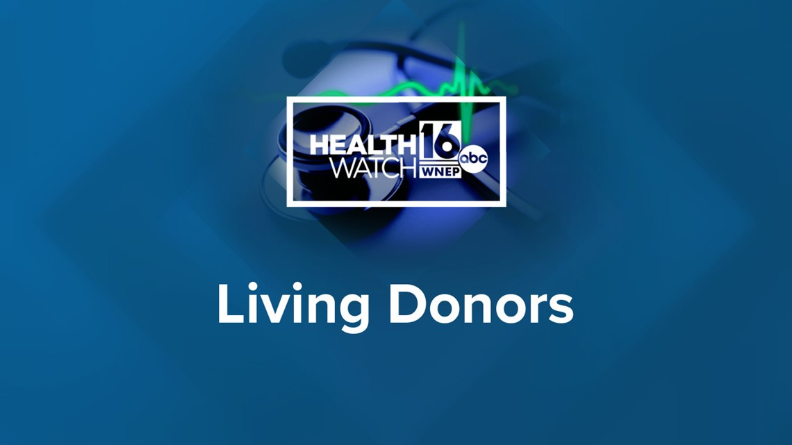Healthwatch 16: Living donors