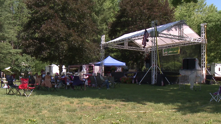 NEPA Bluegrass Festival wraps up
