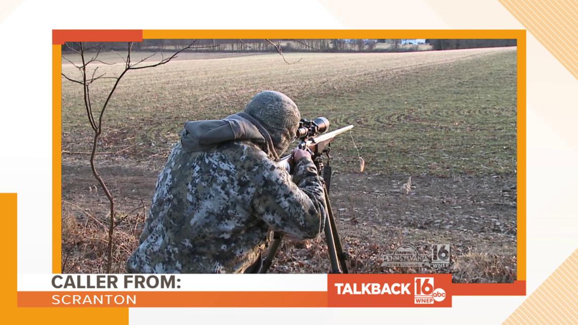 Talkback 16: Hi-tech hunting