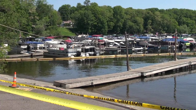 Boat launch at Lake Wallenpaupack back open after fuel leak