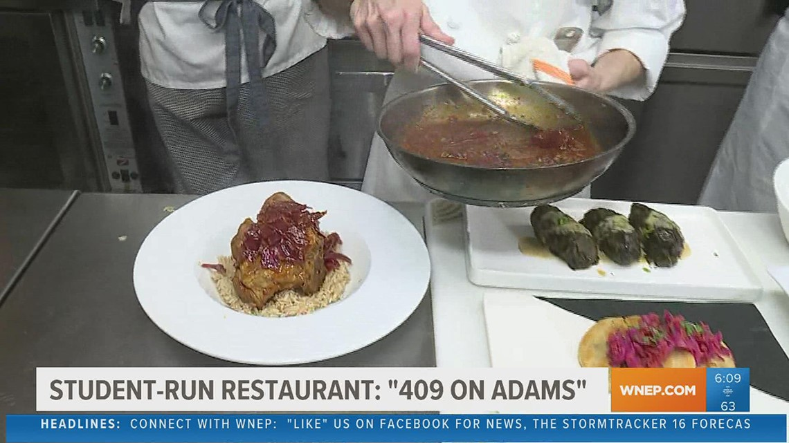 Unique restaurant experience in Scranton: your taste buds are in good hands here