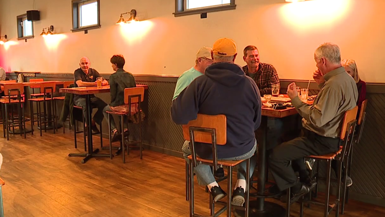 First full weekend for restored bar service, mixed reaction from restaurants in Williamsport