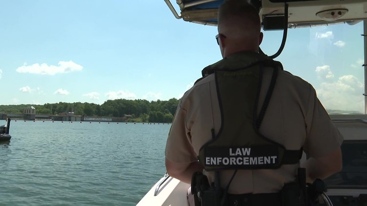 Patrolling the waters to stop DUI boating