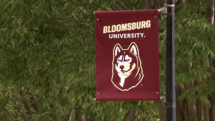 Bloomsburg offering students a shot at scholarship with proof of vaccination