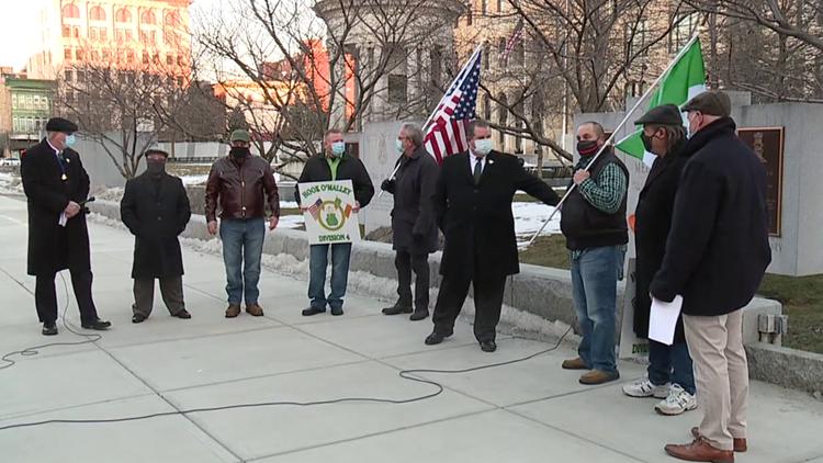 Wreath-laying ceremony held in Scranton for civil war veterans