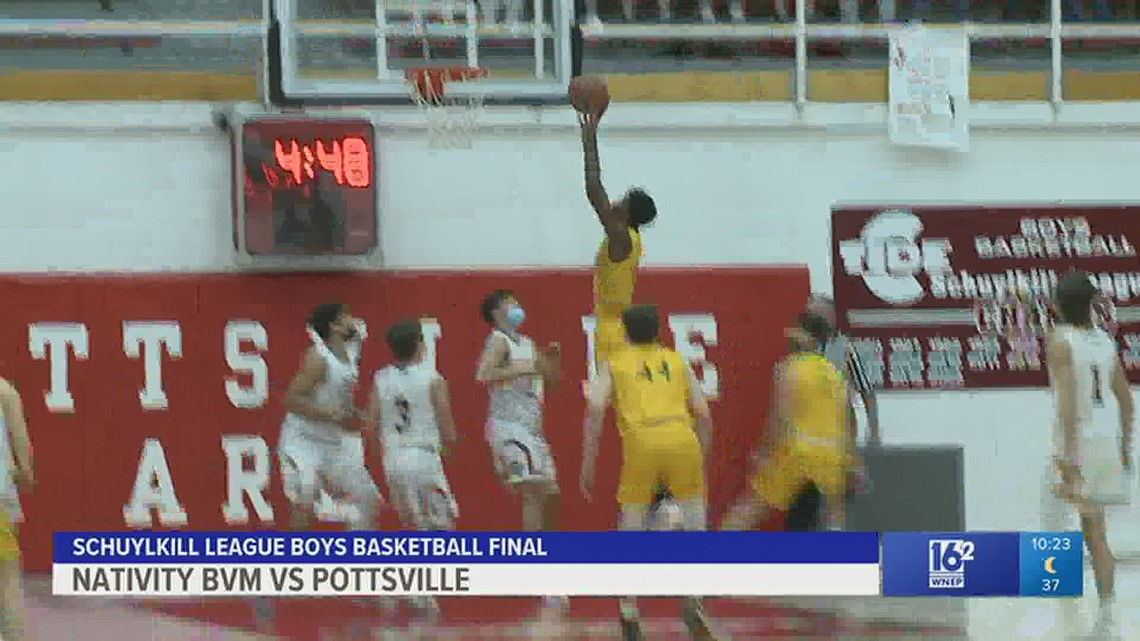 North Schuylkill beat Jim Thorpe 71-63 in girls, and Nativity BVM won their first Schuylkill League boys title with a 57-49 win over Pottsville.