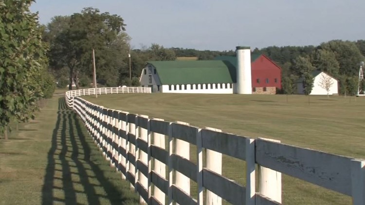 Preserving PA farmland: See what's being done to help keep farms alive