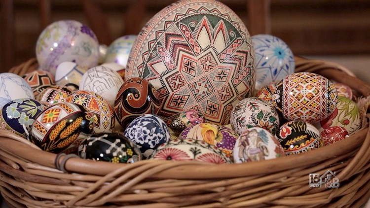A Penchant For Pysanky