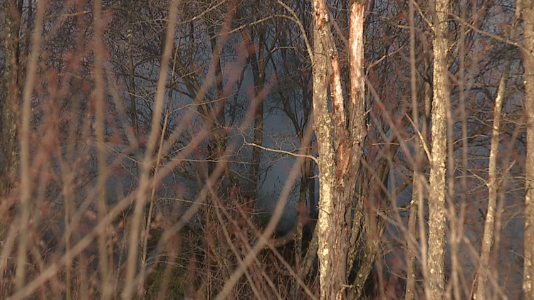 Fire burns 157 acres of game lands in Sullivan County