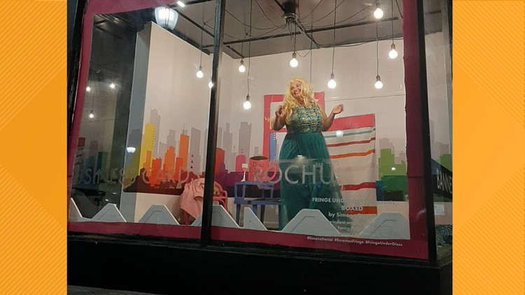 Scranton storefronts become stages for socially distant live theater