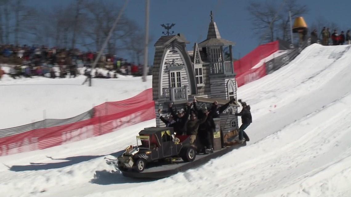 'Cardboard Classic' at Jack Frost Ski Resort canceled