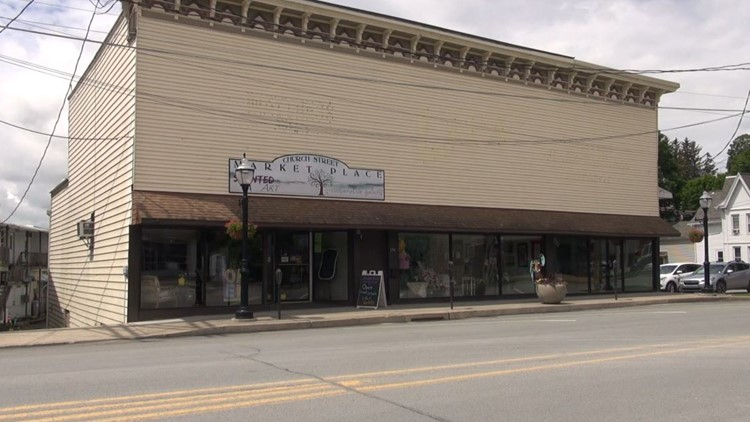 Church Street Marketplace provides co-op space in Susquehanna County