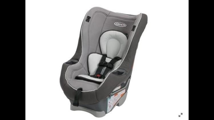 Graco Recalls 25 000 Car Seats That May, Car Seat Recalls