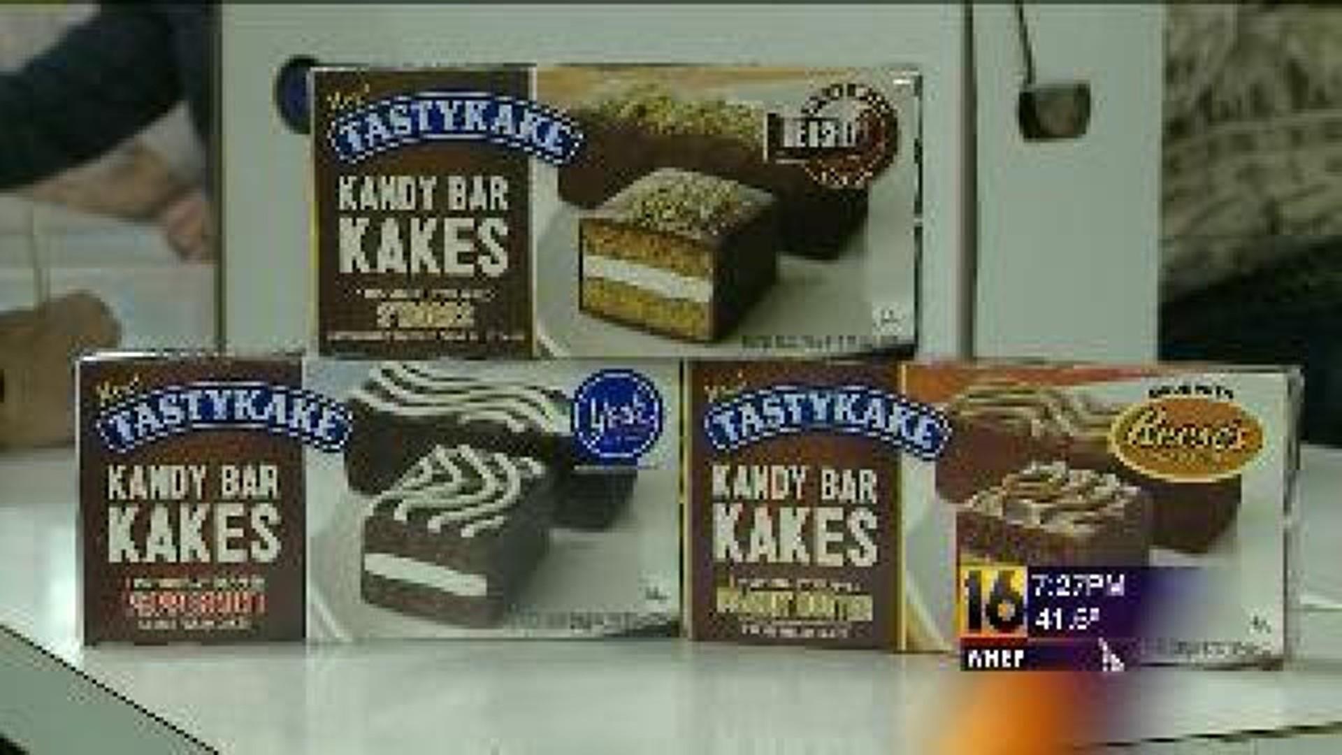 Tastykake Kandy Bar Kakes   wnep.com