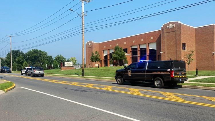 Police respond as Stroudsburg High School is locked down