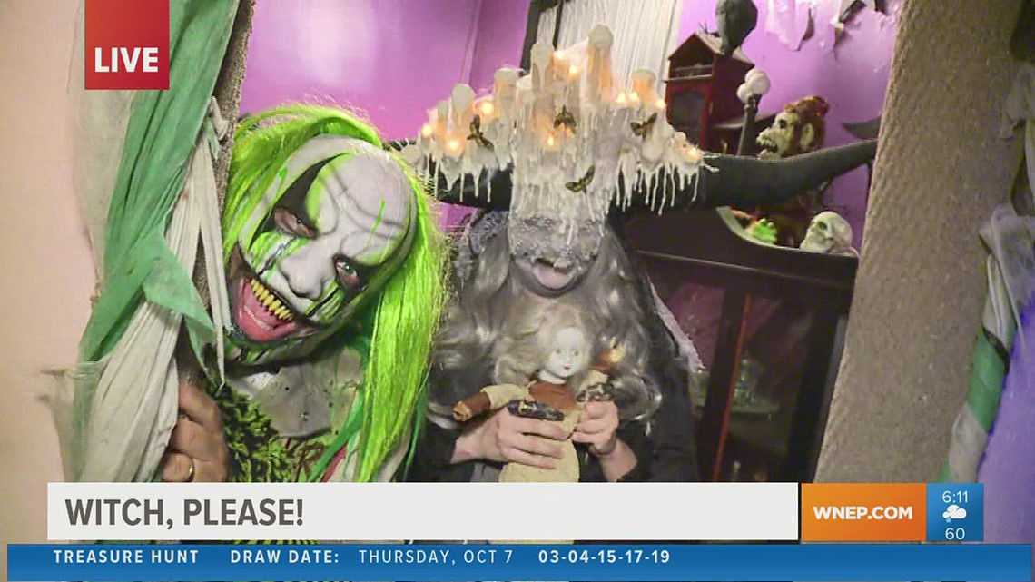 Happy haunting: spooktacular attraction in the Poconos is ready to scare up some fun for the season