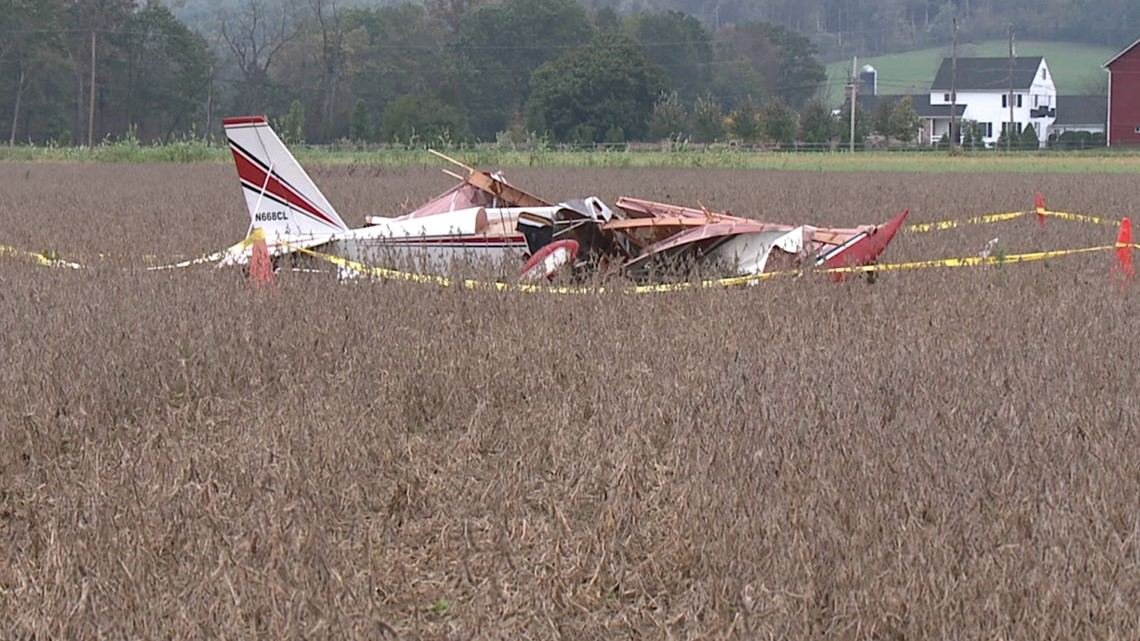 Close call ahead of airport fundraiser in Columbia County